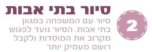 תהליך איתור בית אבות לאנשים קשישים בישראל- צעד 2