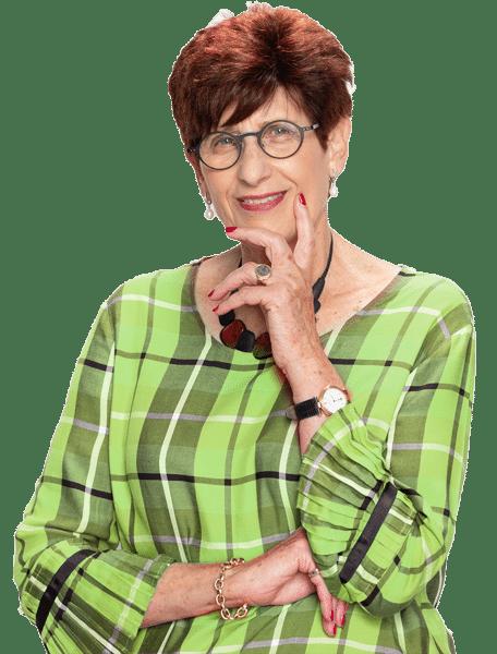 חיה רמתי, עוזרת למשפחות למצוא בתי אבות בישראל, דיור מוגן, דיור סיעודי או בתי אבות לתשושי נפש כבר מעל ל 20 שנה