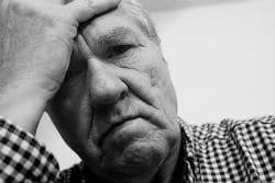 בדידות של איש זקן
