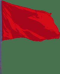 דגל אדום