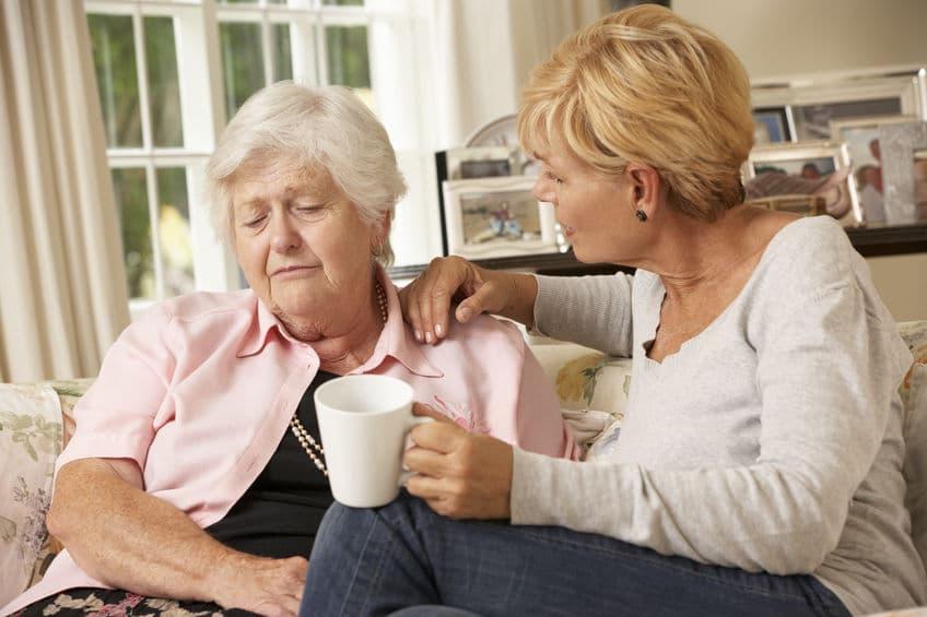 בלבול פתאומי אצל קשישים